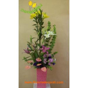 Lilis anthurios lisianthus y acapulcos