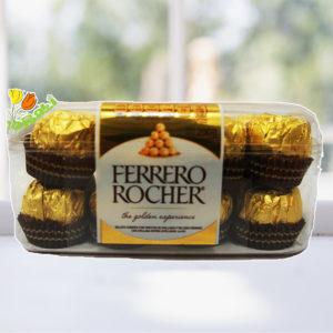 Chocolate Ferrero Rocher 16 piezas