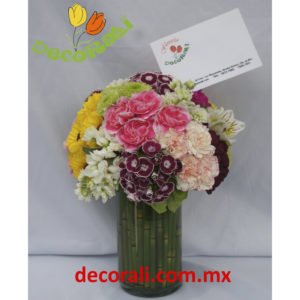 Hongo floral mini.