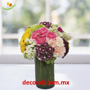 Hongo floral mini