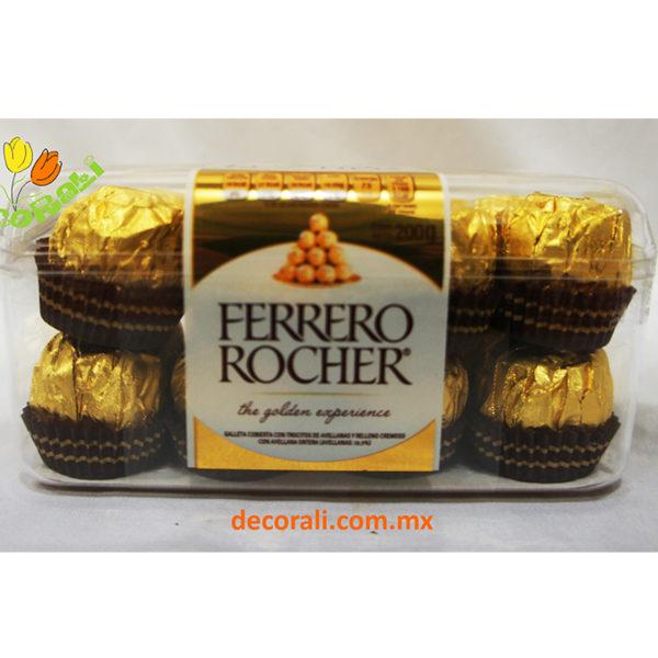 Chocolate Ferrero Rocher 16PZ