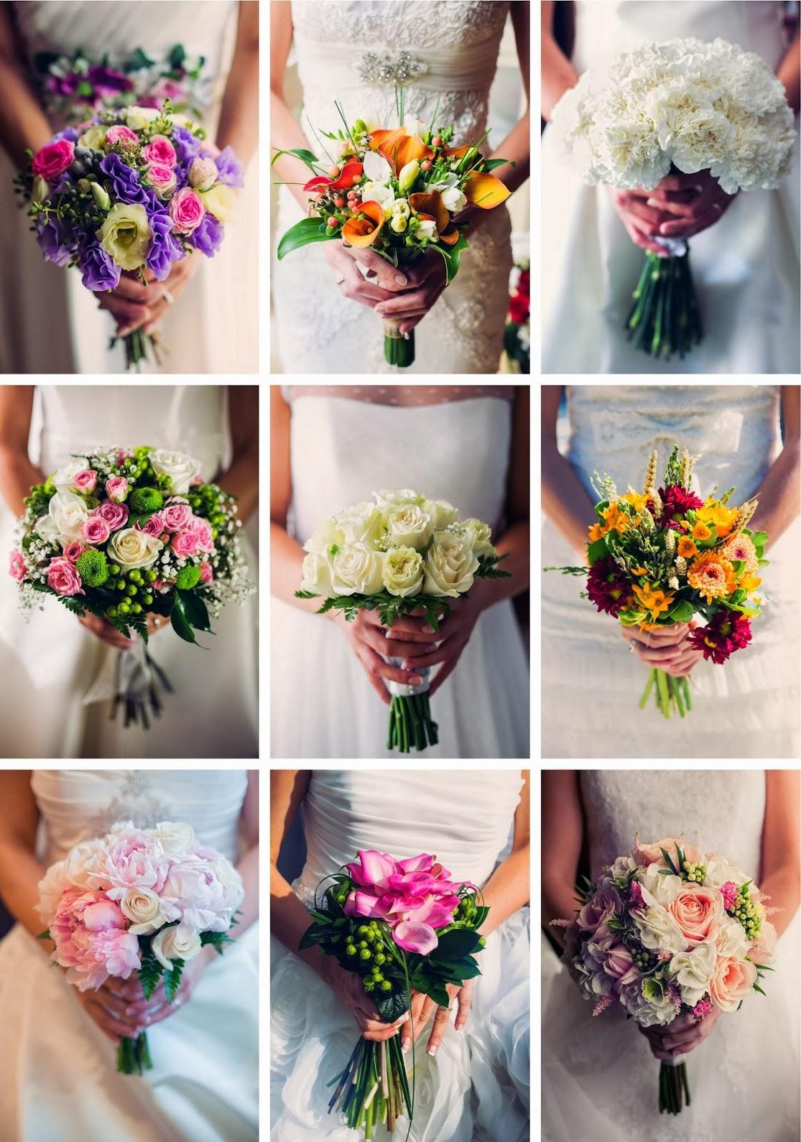 Cómo elegir el ramo de novia perfecto